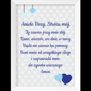 modlitwa dla dziecka aniele bozy